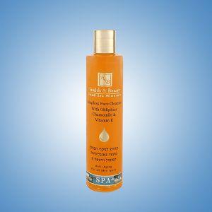 Бальзам очищающий для лица Health & Beauty, с облепихой и витамином Е 250 мл