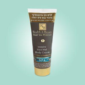 Крем для тела интенсивный Health & Beauty, на основе грязи Мертвого моря 200 мл