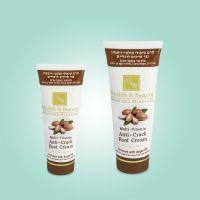 Крем для ног мультивитаминный Health & Beauty, с маслом Аргана 180 мл