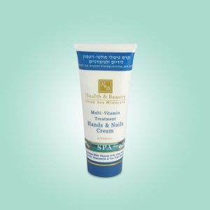 Крем для рук и ногтей Health & Beauty, мультивитаминный 180 мл