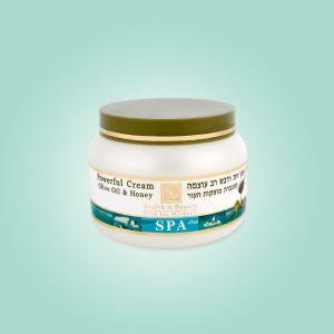 Крем для тела интенсивный Health & Beauty, на основе оливкового масла и меда 250 мл