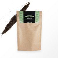 Аргановый скраб кофейный Huilargan® мята, 150 гр