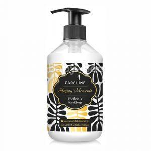 Жидкое крем-мыло для рук «Свежая черника» Careline 500 мл