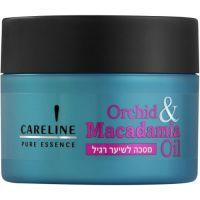 Маска для нормальных волос Орхидея и масло Макадамии Careline 300 мл