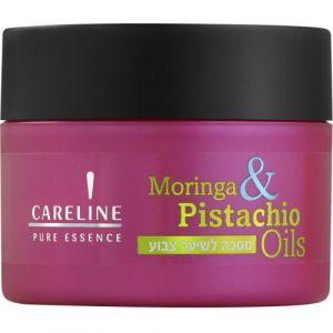 Маска для окрашенных волос Моринга и Фисташковое масло Careline 300 мл