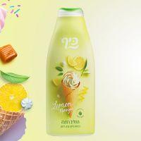 Крем-гель для душа «Мороженое с лимонным безе» Careline 700 мл
