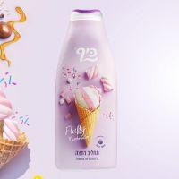 Крем-гель для душа «Мороженое с зефиром» Careline 700 мл