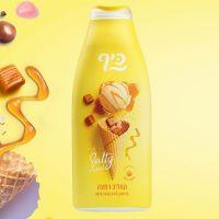 Крем-гель для душа «Мороженое с соленой карамелью» Careline 700 мл