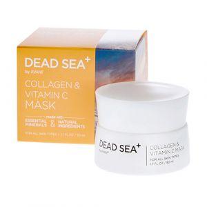 Коллагеновая маска для лица с витамином С Dr.Sea 50 мл