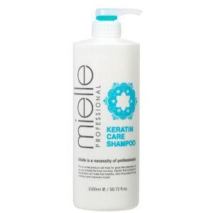 Шампунь с кератином Mielle Professional Keratin Care Shampoo,1500 мл