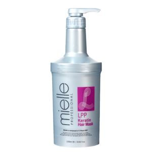 Маска для волос с кератином Mielle Professional LPP Keratin Hair Mask,1000 мл