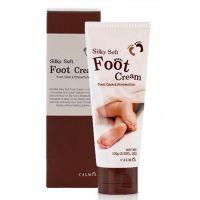 Питательный крем для ног с маслом макадамии Calmia Silky Soft Foot 100 г