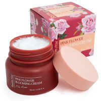 Крем для лица с экстрактом розы FarmStay Pink Flower Blooming Cream Pink Rose 100 мл