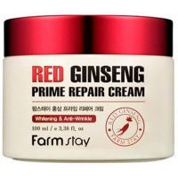 Восстанавливающий крем с экстрактом красного женьшеня FarmStay 100 мл