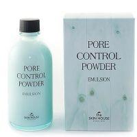 Эмульсия для сужения пор и матовой кожи The Skin House Pore control powder emulsion 130 мл