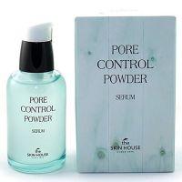 Сыворотка для сужения пор и матовой кожи The Skin House Pore control powder serum 50 мл