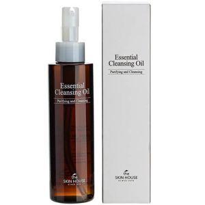 Гидрофильное очищающее масло для лица The Skin House Essential Cleansing Oil 150 мл