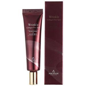 Антивозрастное средство для разглаживания глубоких морщин с коллагеном The Skin House Wrinkle Collagen Free Spot 30 мл