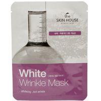 Тканевая маска от морщин и пигментации The Skin House White Wrinkle Mask 1 шт
