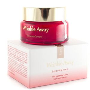 Ферментированный крем с экстрактом красного женьшеня The Skin House Wrinkle Away Fermented Cream 50 мл