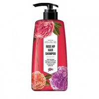 Шампунь для волос Welcos Around Me Rose Hip Hair Shampoo 500 мл