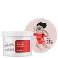 Очищающие пэды для лица с BHA-кислотой COSRX One Step Pimple Clear Pad 70 шт