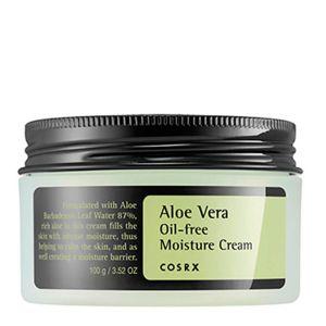 Увлажняющий крем-гель для лица с экстрактом алоэ вера COSRX Aloe Vera Oli-free Moisture Cream 100 мл