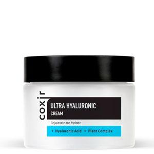 Крем для лица с гиалуроновой кислотой Ultra Hyaluronic Cream Coxir Intensive EGF Peptide Cream 50 мл