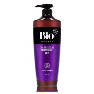 Шампунь для объема волос с керамидами и прополисом Mise En Scene Elastine Bio-therapy Intense Volume Shampoo 600 мл