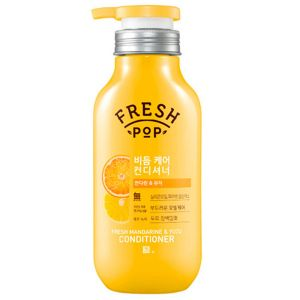 «Мандарин» Бальзам против перхоти Fresh Pop Fresh Mandarine & Yuza Conditioner 500 мл