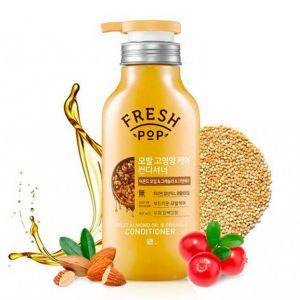 «Миндаль и Гранола» Питательный шампунь Fresh Pop Sweet Almond oil & Granola Shampoo 500 мл