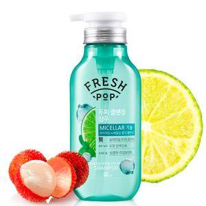 «Мохито» Шампунь для глубокого очищения волос и кожи головы Fresh Pop Green Herb Recipe Shampoo 500 мл