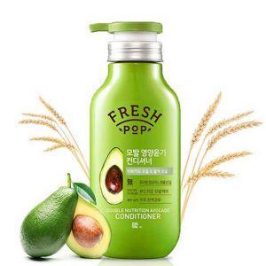 Питательный бальзам с авoкадо Fresh Pop Double Nutrition Avocado Conditioner 500 мл