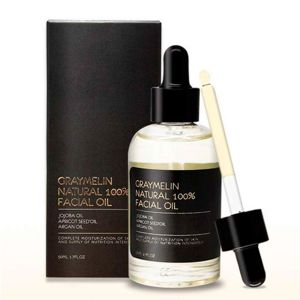 Масляный комплекс для сухой и зрелой кожи Graymelin Natural 100% Facial Oil 50 мл