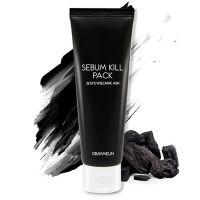 Маска-пленка против жирности кожи Graymelin Sebum Kill Pack Jeju Volcanic Ash 70 г
