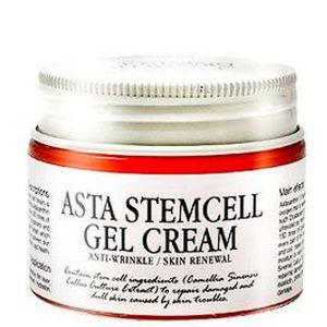 Антивозрастной гель-крем со стволовыми клетками Graymelin Asta Stemcell Anti-Wrinkle Gel Cream 50 мл