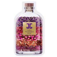 Тканевая маска для сияния кожи с цветочными экстрактами JayJun Purple Fragrance Mask 25 мл