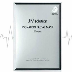 Маска с гиалуроном и пептидами JM Solution Donation Facial Mask Dream 37 мл