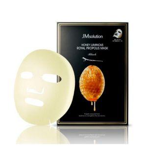 Антивозрастная маска с прополисом и лифтинг эффектом JM Solution Honey Luminous Royal Propolis Mask 30 мл