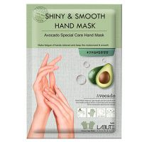 Маска для рук с экстрактом авокадо Labute shiny & smooth hand mask 20 мл