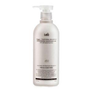 Шампунь натуральный органический Lador Triplex Natural Shampoo 530 мл