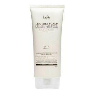 Маска-пилинг для кожи головы с чайным деревом Lador Tea tree scalp clinic hair pack 200 г