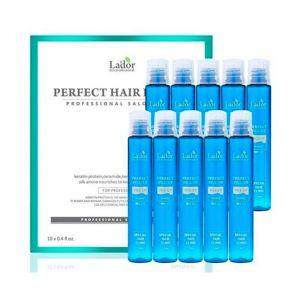 Филлер-восстановитель для волос Lador Perfect Hair Filler (13 мл*упаковка 10 шт)