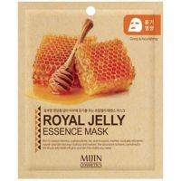 Тканевая маска для лица Mijin Royal Jelly Essence Mask маточное молочко, 25 г