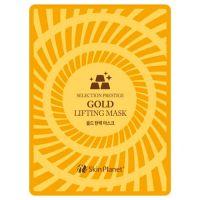 Лифтинг маска с экстрактом золота и гиалурона Mijin care Gold Lift 25 г