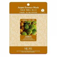 Маска тканевая для лица Mijin Essence Mask Argan(аргановое масло)