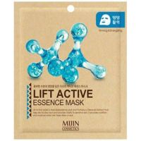 Тканевая маска для лица лифтинг эффект Mijin Lift Active Essence Mask, 25 г