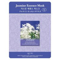 Маска тканевая для лица Mijin Essence Mask (Жасмин)