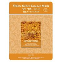 Маска тканевая для лица Mijin Essence Mask (Охра)