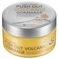 Пилинг-гоммаж против «Черных точек» Mizon Push Out Volcanic Gommage, 60 мл